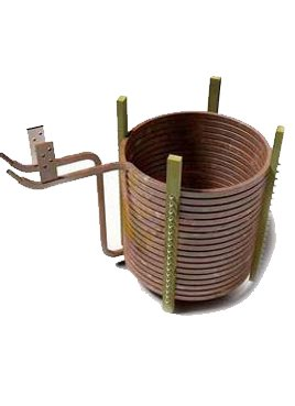 Induction Furnace Coil Spares