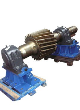 Girth Pinion Assembly For Kiln