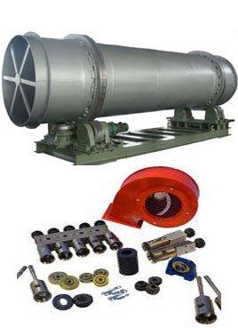 Rotary Kiln Spare Parts