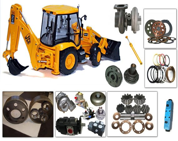 Buy Heavy Machine Spare Parts from a Trusted Wholesaler