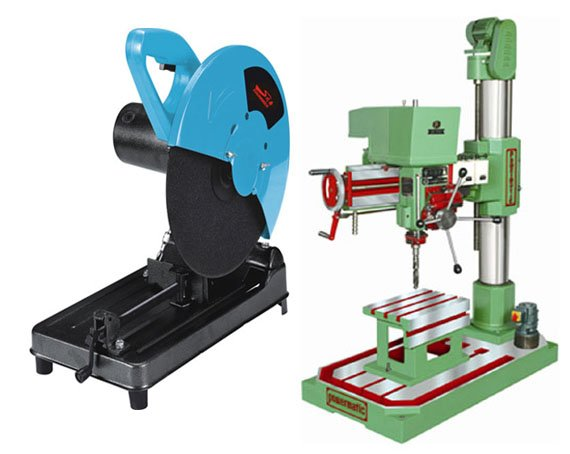 Get the Best Drilling Machines for All Your Industrial Work Needs
