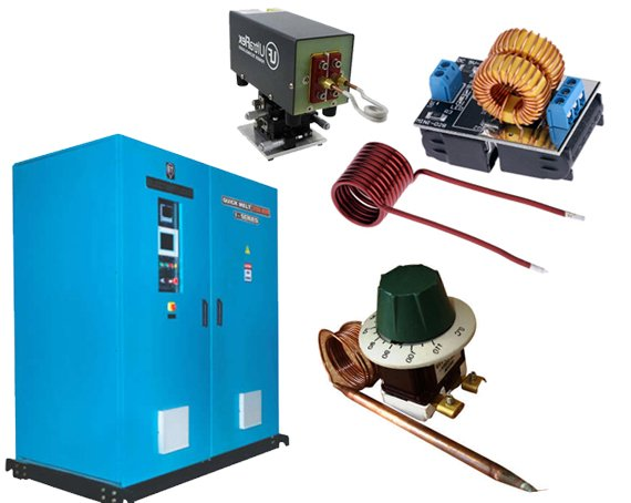 Know more about the parts of induction power supply